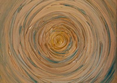 Mandala w Złocie